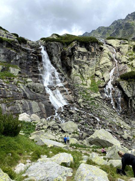 Vodopád Skok (Skok Waterfall)